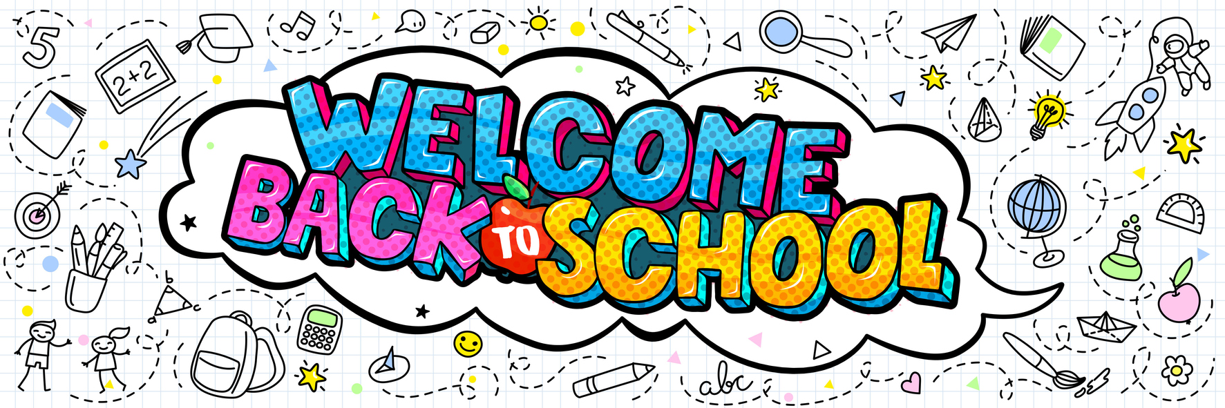 Welcome Back! We are excited to welcome our students