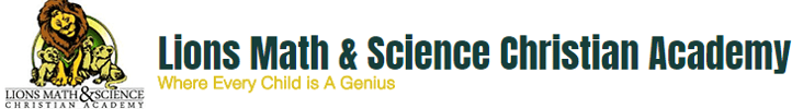 Lions Mathematics and Science Christian Academy | Private Pre K - Grade 6 | Illinois |